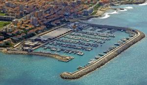 Il marina privato di Rosignano Marittimo