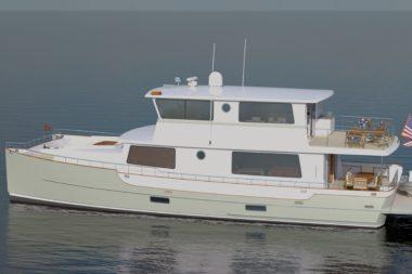 catamaran yachting by zurn