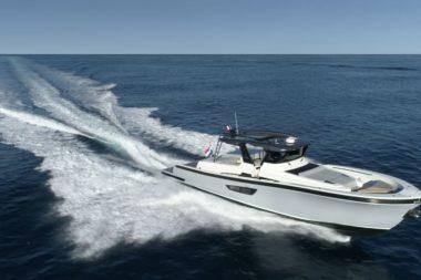 SUV del mare in azione
