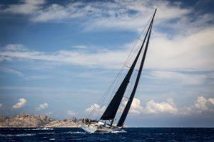 Superyacht a Porto Cervo nel 2018