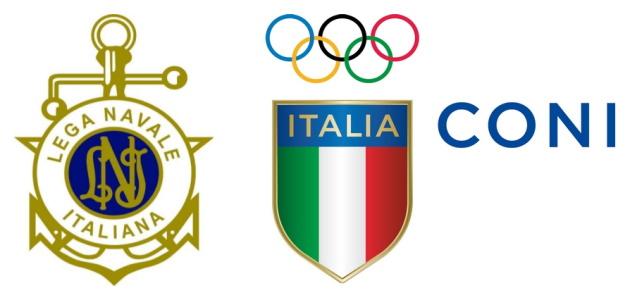 Logo Lega Navale Italiana Coni