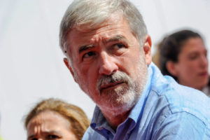 Il sindaco di Genova, Marco Bucci