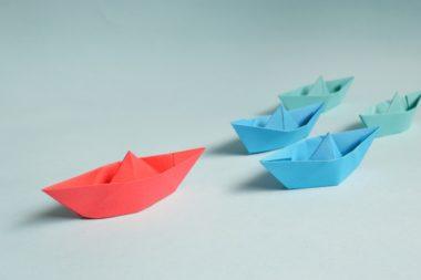 Barche carta