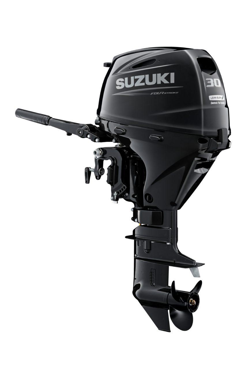 Fuoribordo Suzuki DF30A nero