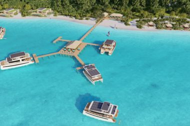 Bahamas Silent Island