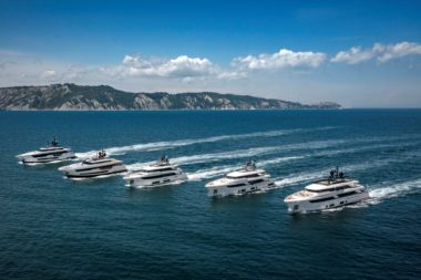 Custom Line fleet