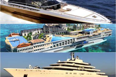 Yacht più costosi al mondo