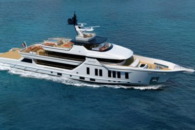 Bow Sprit Vittoria Yachts