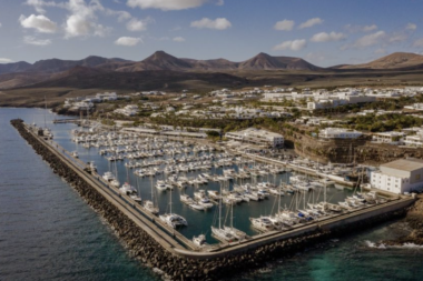Calero Marinas Puerto Calero ©James Mitchell