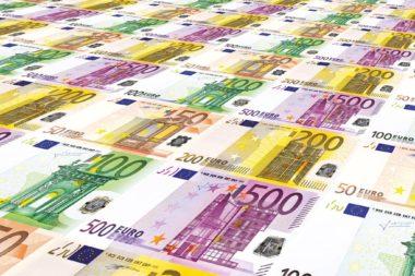 Euro Foto di Gerd Altmann da Pixabay
