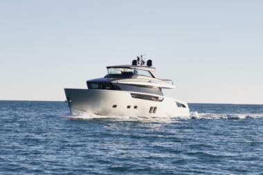 SX76 Sanlorenzo Yacht