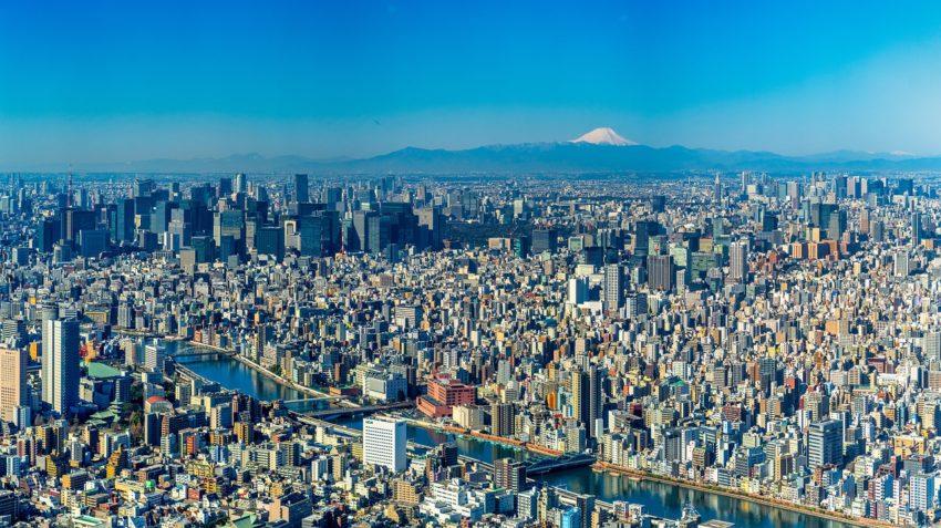 Tokyo Foto di Pierre Blaché da Pixabay