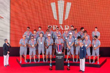 PRADA Cup 2021
