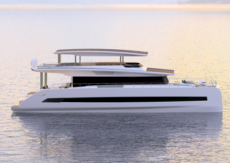 Silent Yacht 80 3 deck