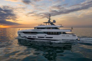 Baglietto yacht Run Away