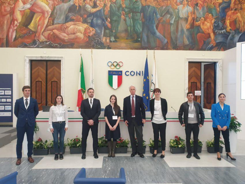 Consiglio Nazionale Coni