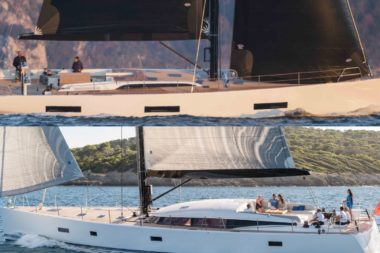 Solaris Yachts e CNB yacht builders