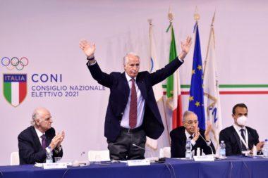 Elezioni Coni 2021 Foto Simone Ferraro