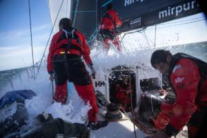 Helly Hansen Mirpuri Foundation Racing Team ©Martin Keruzoré