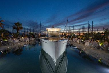 Swan Shadow yacht