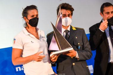 Velista dell'Anno Fiv Ruggero Tita e Caterina Banti