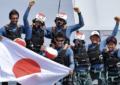SailGp Taranto Japan
