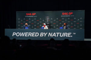 Conferenza stampa SailGp 2021 di Taranto