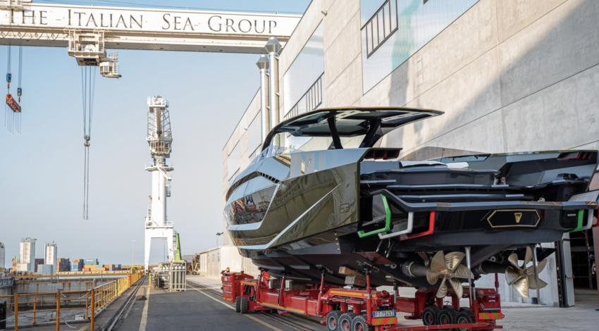 ecnomar for Lamborghini 63