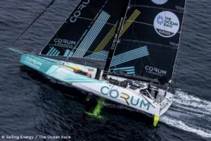 The Ocean Race Europe 2021 - CORUM L'Épargne