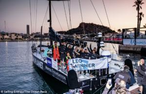 The Ocean Race Europe Mirpuri