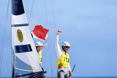 Tita e Banti medaglia oro Tokyo 2020