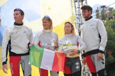 Young Azzurra Youth Foiling Gold Cup Act 2
