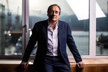 Massimo Perotti ceo e presidente Sanlorenzo