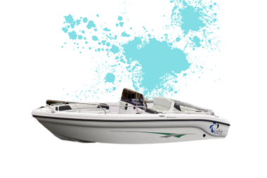 Barca elettrica Lakenergy