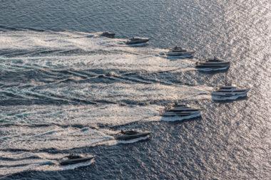 Ferretti Group Fleet 2021