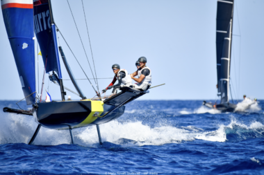 Young Azzurra Youth Foiling Gold Cup 2021